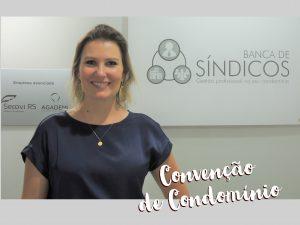 Renata, advogada especializada em convencao de condominio
