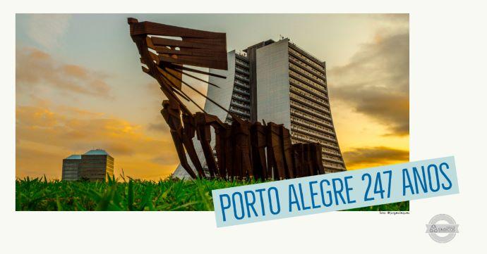 Porto Alegre 247 anos