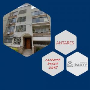 Antares | Cliente desde 2015