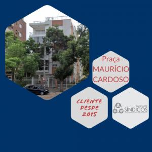 Praça Maurício Cardoso | Cliente desde 2015